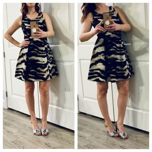 Dresses & Skirts - NWT Animal Print Mini Fashion Dress-Size Small